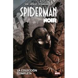 Spiderman Noir: La colección completa  (Marvel Omnibus) comprar