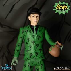 Set Batman 1966 Deluxe Figuras de Acción 5 Points Mezco