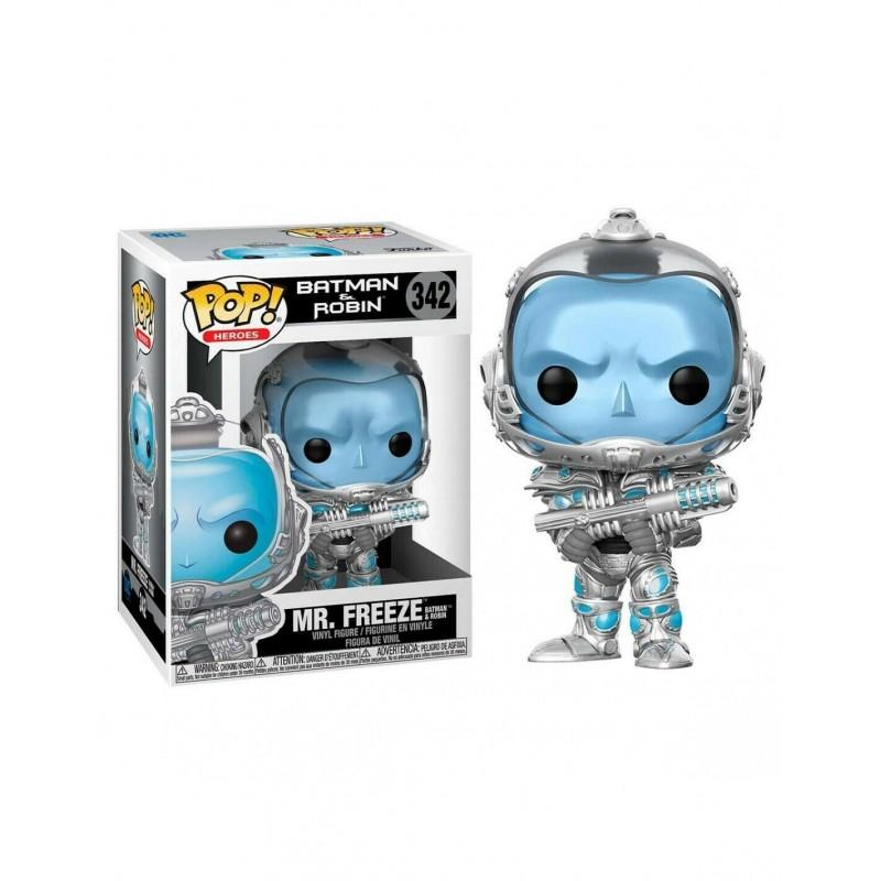 Mr. Freeze Batman y Robin  POP Funko 342