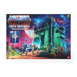 Castillo de Grayskull Masters del Universo Origins Mattel comprar