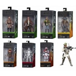 Surtido S3 de 8 Figuras Star Wars Black Series comprar