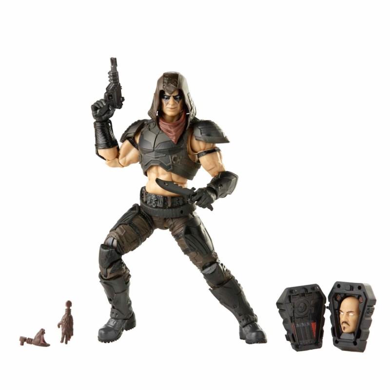 Figura Zartan G.I. Joe Classified Hasbro Comprar