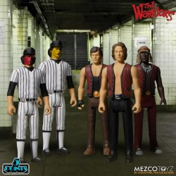 Set The Warriors Figuras de Acción 5 Points Box Set Mezco