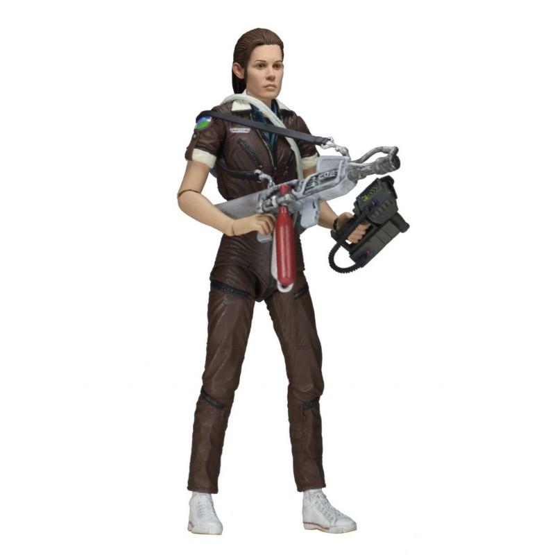 Figura Alien Amanda Ripley con Traje dela Torrens. NECA