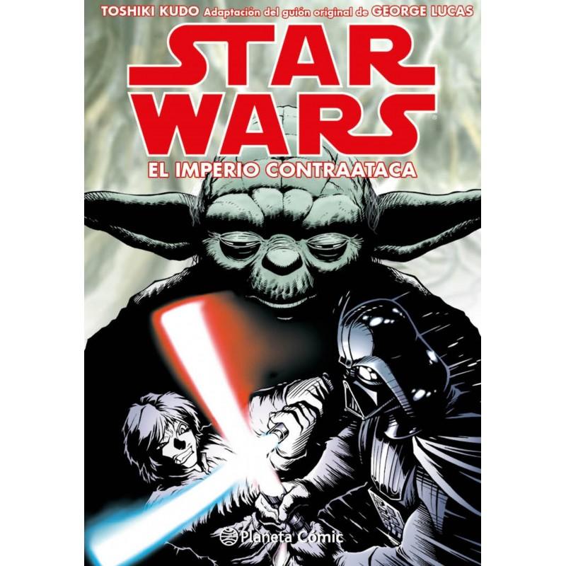 Star Wars Manga Episodio V El Imperio Contraataca