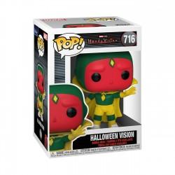 WandaVision Halloween Vision Marvel POP Funko