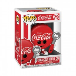 Chapa De Coca-Cola POP Funko