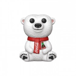 Oso Polar De Coca-Cola POP Funko