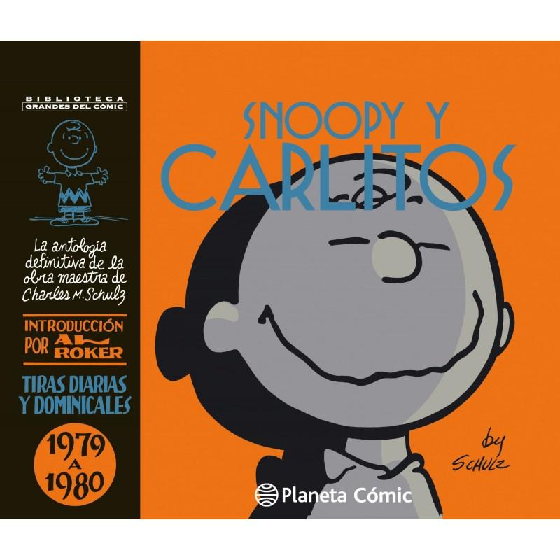 Snoopy y Carlitos 15 1979-1980 Planeta Comic Schulz Comprar