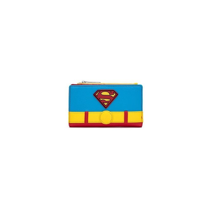 Monedero Vintage Superman Loungefly
