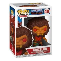 Grizzlor Masters Del Universo Animación POP Funko 40
