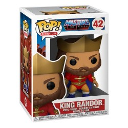 Rey Randor Masters Del Universo Animación POP Funko 42