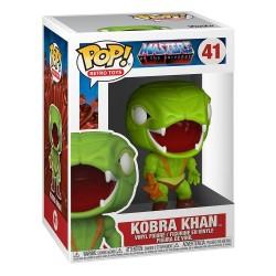 Kobra Khan Masters Del Universo Animación POP Funko 41