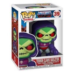 Skeletor Terror Claws Masters Del Universo Animación POP Funko 39