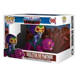 Skeletor Y Panthor Masters Del Universo Animación POP Funko 98