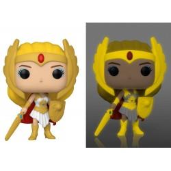 She-Ra Speciality Series Masters Del Universo POP Funko (Brilla En La Oscuridad)