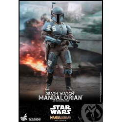 Figura Death Watch Mandalorian Hot Toys Star Wars