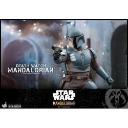 Figura Death Watch Mandalorian Hot Toys Star Wars