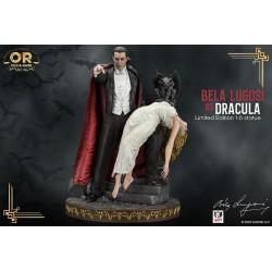 Bela Lugosi Old & Rare Infinite Statue Escala 1/6