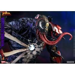 Venomized Iron Man Maximum Venom Hot Toys 1:6
