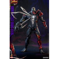 Venomized Iron Man Maximum Venom Hot Toys 1:6