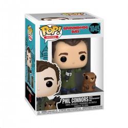 Atrapado En El Tiempo Figura De Phil Y La Marmota POP Funko 1046