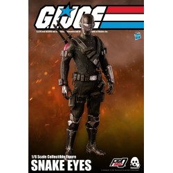 Figura Snake Eyes G.I. Joe 1:6 Three A Toys