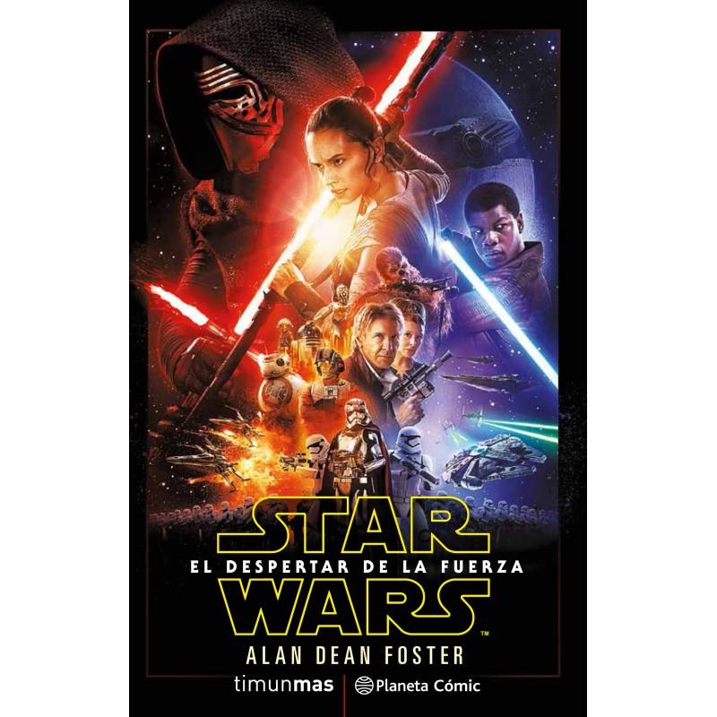 Star Wars. El Despertar de la Fuerza (Novela)