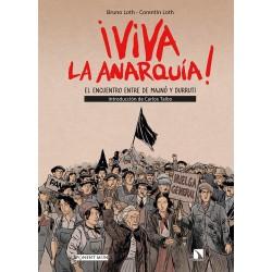 Viva La Anarquía 1 comic comprar