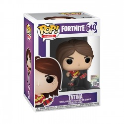 TNTina Fortnite POP Funko