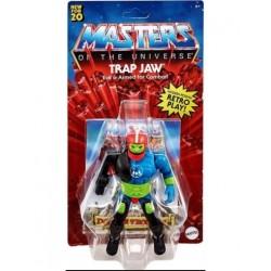 Trap Jaw Origins Masters del Universo Mattel