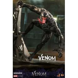 Figura Venom Escala 1/6 Hot Toys comprar