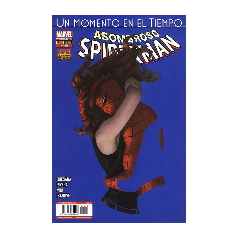 El Asombroso Spiderman 55