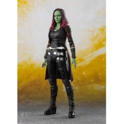 Figura Gamora Vengadores Infinity War  SH Figuarts Bandai