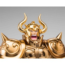 Figura Taurus Aldebaran Original Color Edition Saint Seiya Myth Cloth EX Caballeros del Zodíaco