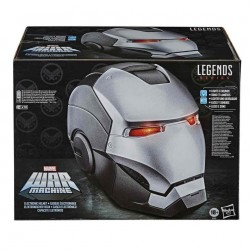 Casco War Machine Gear Replica 1:1 Marvel Legends