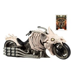Moto Batman Batcycle Dark Knights: Death Metal Multiverse McFarlane Toys