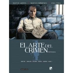 El Arte Del Crimen novela gráfica comprar