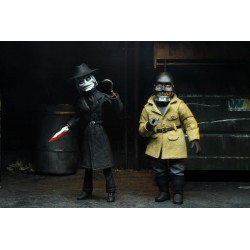 Pack 2 Figuras Puppet Master Ultimate Blade y Torch Neca