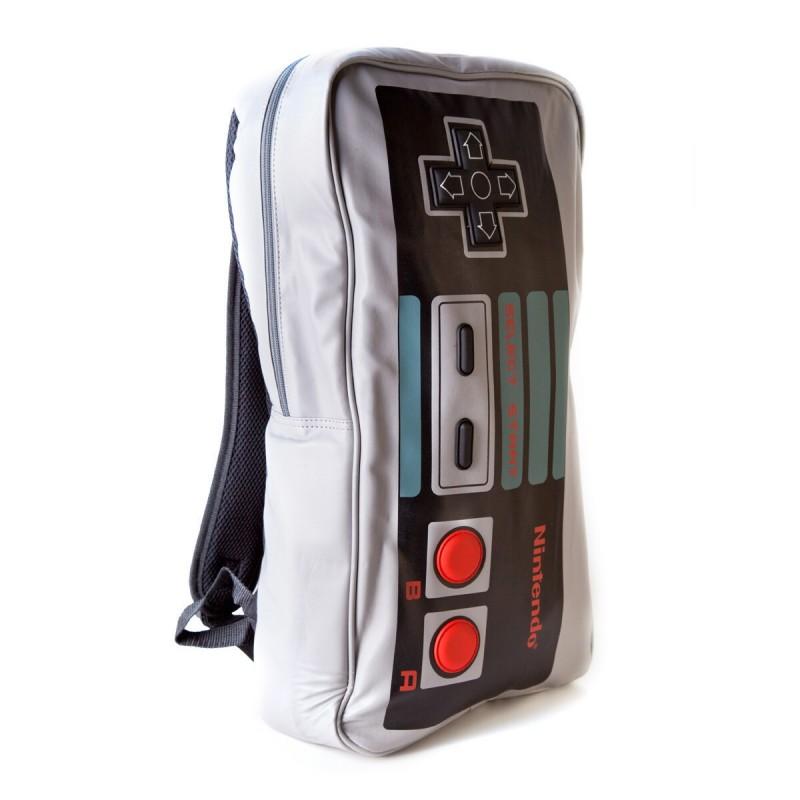 Mochila En Forma De Mando De Nintendo NES