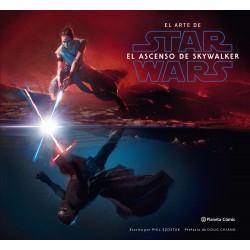 Star Wars. El Arte de El Ascenso De Skywalker