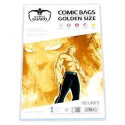 Tamaño Golden Bolsas...
