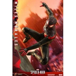 Figura Miles Morales Spiderman Videojuego Hot Toys