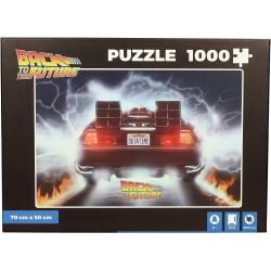 Puzzle Regreso Al Futuro Out Ta Time 1000 Piezas