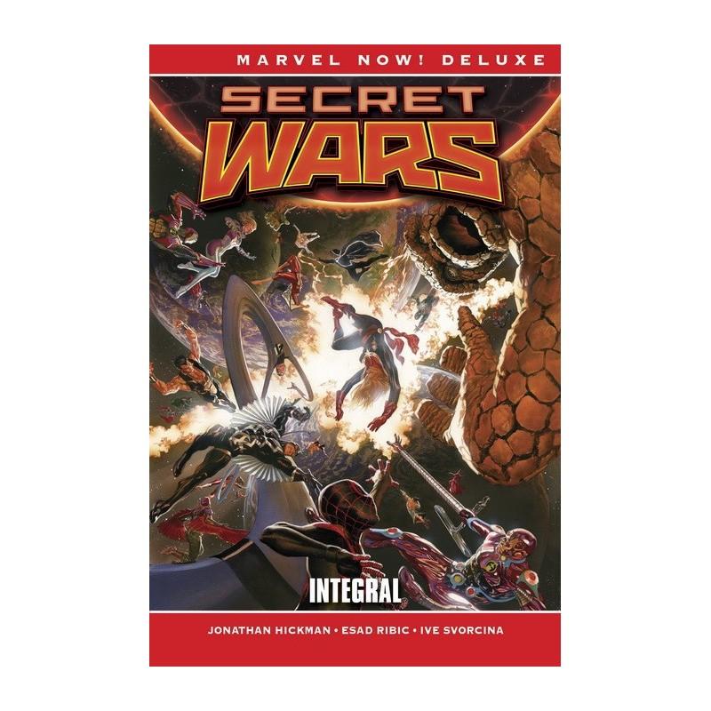 Secret Wars Integral  (Marvel Now! Deluxe)