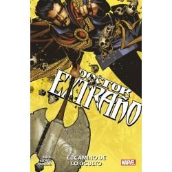 Doctor Extraño 1. El Camino De Lo Oculto (Marvel Premiere)
