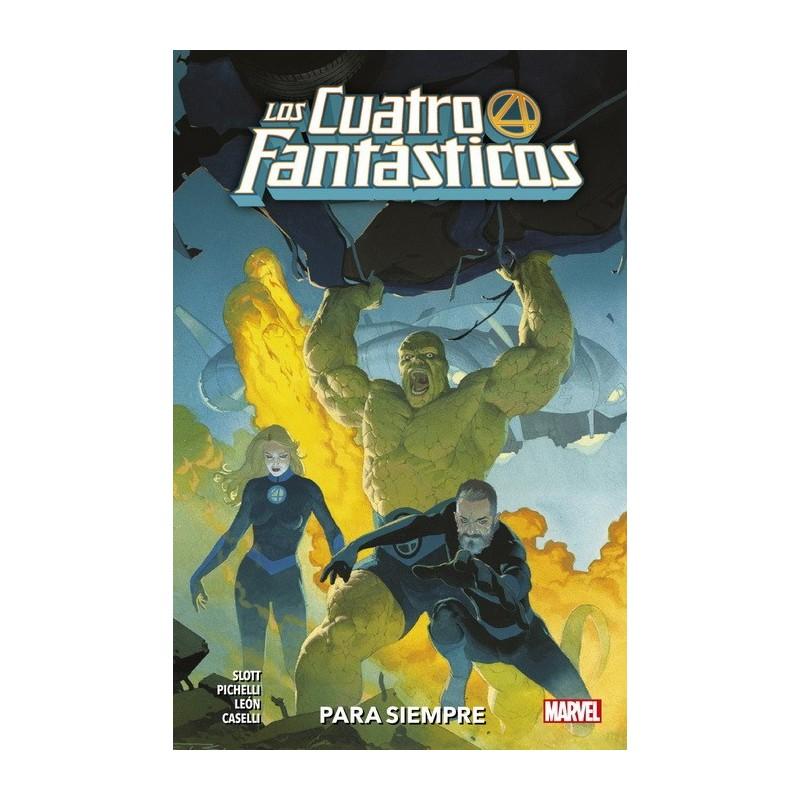 Los 4 Fantásticos 1. Para Siempre (Marvel Premiere)