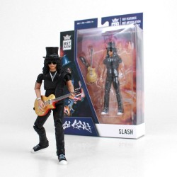 Figura Slash Guns N' Roses BST AXN Loyal Subjects