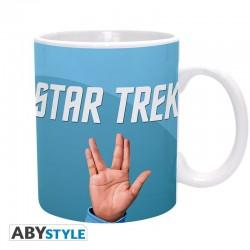 Taza Star Trek Larga Vida Y Prosperidad