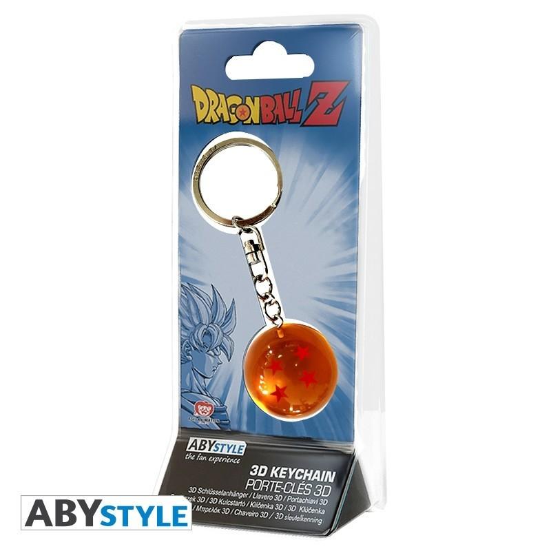 Llavero Dragon Ball Z Bola 3D